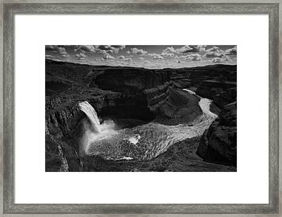 Velvet Promenade Framed Print by Mark Kiver