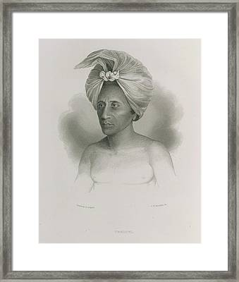 Vendovi Framed Print by British Library