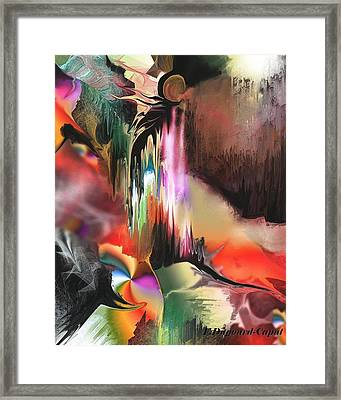 Venerable  Framed Print by Francoise Dugourd-Caput