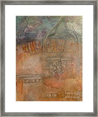 Venetian Accents Framed Print