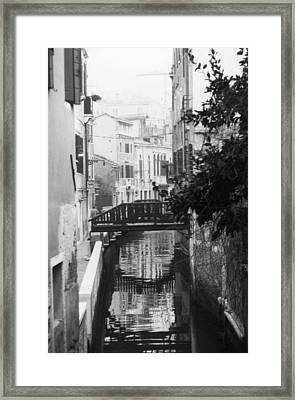 Venetian Reflections Framed Print by Dorothy Berry-Lound