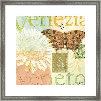 Venezia Framed Print by Debbie DeWitt