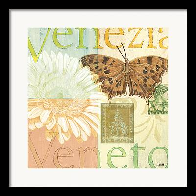 Venice Art Framed Prints