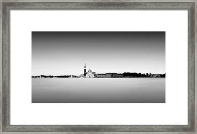 Venice 2 Framed Print by Mihai Florea