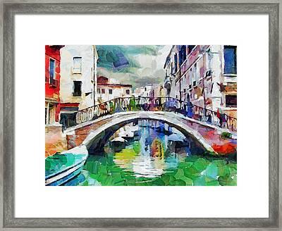 Venice Art Beauty 10 Framed Print