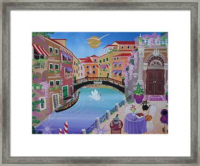 Venice, Italy, 2013 Framed Print by Herbert Hofer