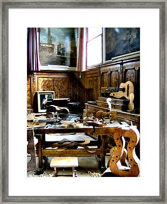 Venice Music 2 Framed Print
