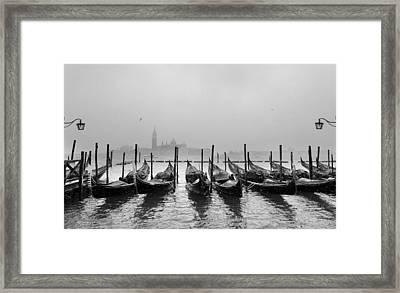 Venice  Framed Print by Yuri Santin