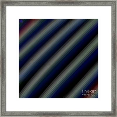 Framed Print featuring the digital art Venting by Andy Heavens