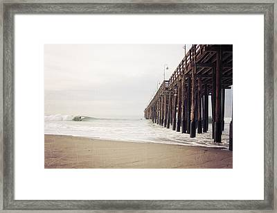 Ventura California Pier  Framed Print by Bree Madden