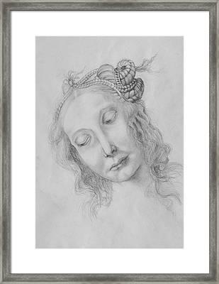 Venus - 1 Framed Print