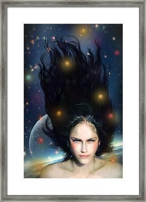 Venus Framed Print by Alessandro Della Pietra