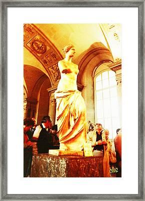 Venus De Milo Framed Print