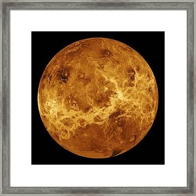 Venus Framed Print by Sebastian Musial