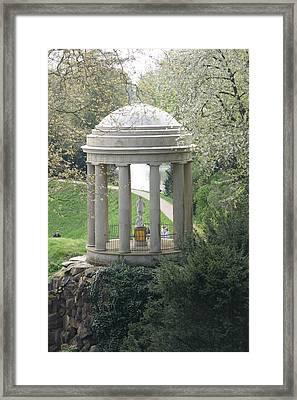Venus Temple Framed Print by Olaf Christian