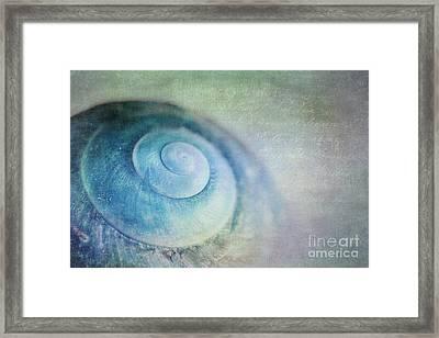 Venuto Di Mare Framed Print by Priska Wettstein