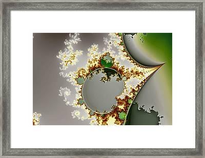 Verdant Works Framed Print by Mark Eggleston
