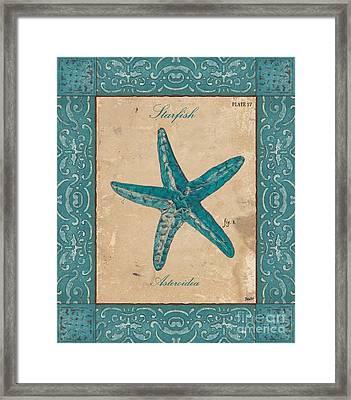 Verde Mare 1 Framed Print