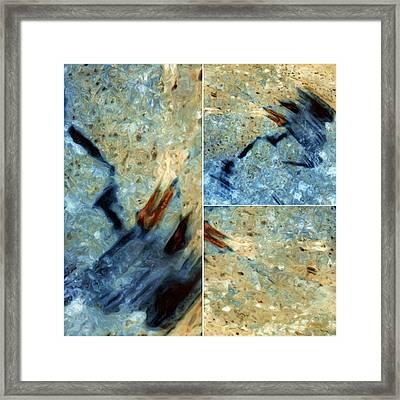 Verge Framed Print by Tom Druin