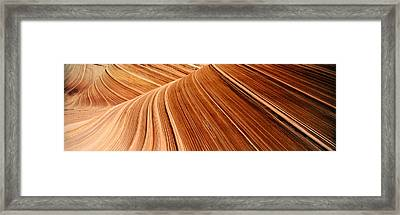Vermilion Cliffs Paria Canyon Utah, Usa Framed Print by Panoramic Images