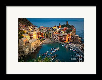 Italy Architecture Framed Prints