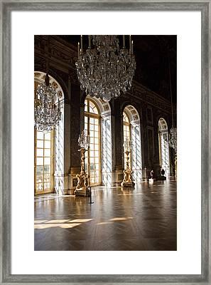 Versailles 2 Framed Print by Art Ferrier