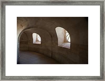 Versailles 3 Framed Print by Art Ferrier