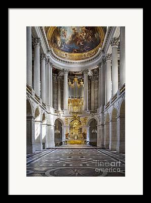 Royal Chapel Framed Prints