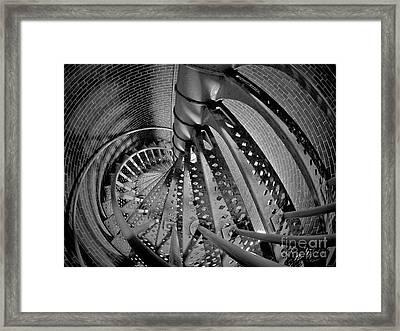 Vertigo Framed Print by Mark Miller