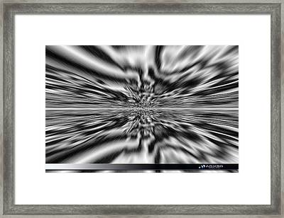 Vertigo One Framed Print