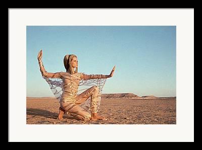 Northern Africa Framed Prints