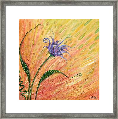 Verve Framed Print by Tanielle Childers
