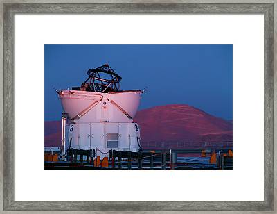 Very Large Telescope Framed Print by Babak Tafreshi