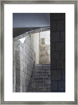 Very Old City Architecture No 4 Framed Print