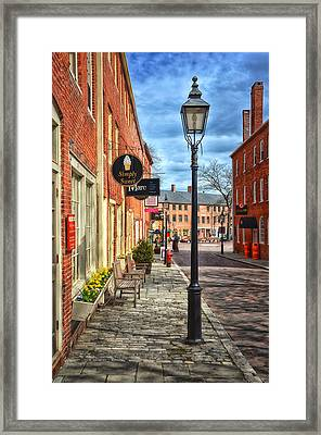 Simply Sweet Framed Print by Tricia Marchlik