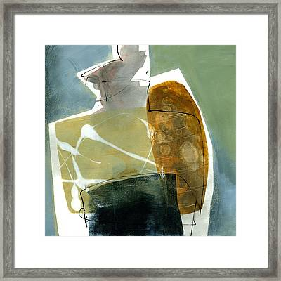 Vessel 1 Framed Print