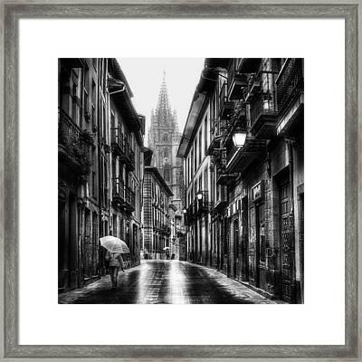 Vetusta Framed Print by Jose C. Lobato