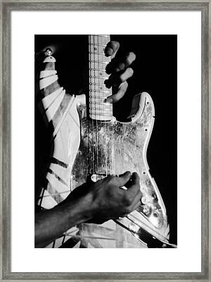 Framed Print featuring the photograph Vh #1 by Ben Upham