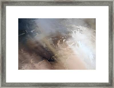 Vi - Horse Lords Framed Print