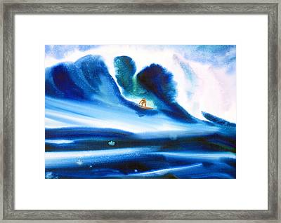 Vibration Of Youth #2 Framed Print by John YATO