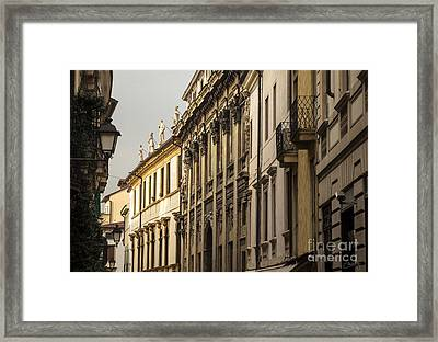 Vicenza Framed Print