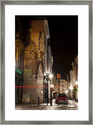 Victor Sackville Framed Print