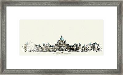 Victoria Art 004 Framed Print by Catf
