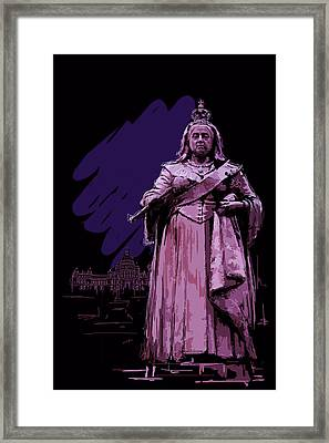 Victoria  Art 008 Framed Print by Catf