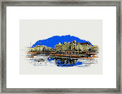 Victoria Art 011 Framed Print by Catf