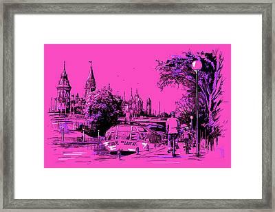 Victoria Art 012 Framed Print