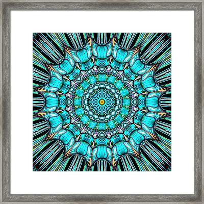 Victoria Framed Print by Wendy J St Christopher