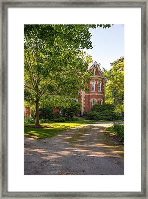 Victorian 2 Framed Print by Steve Harrington