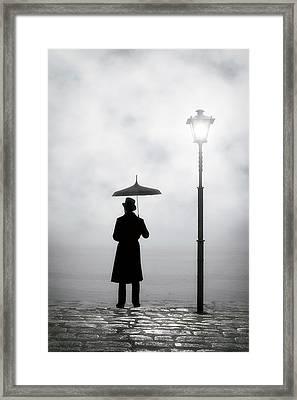 Victorian Man Framed Print