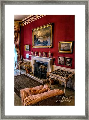 Victorian Style Framed Print by Adrian Evans